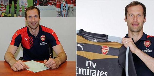 Cech imzaladı, sıra Ospina'da!