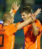 Sneijder Arena'yı çağırdı