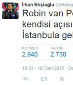 """""""İstanbul'a geliş tarihi..."""""""