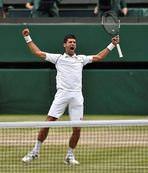 Roger Federer'i 3-1 yendi