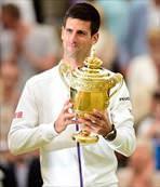 Wimbledon Djokovic'in
