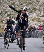 Bisiklette 14. etabın galibi Steve Cummings