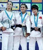 Judo'da 3 bronz