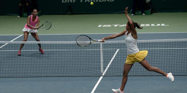ITF şampiyonu Ayla Aksu oldu