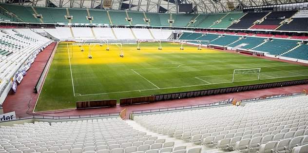 Torku Arena milli maça hazır