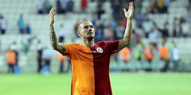 Sneijder'den bir ay şartı