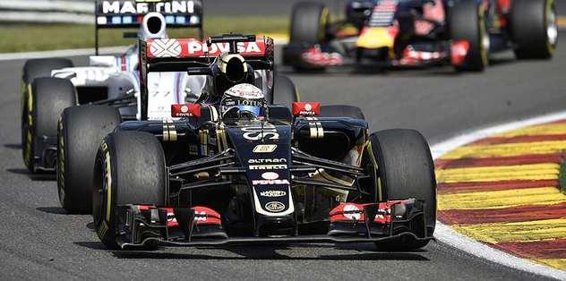 F1'de sıra İtalya Grand Prix'sinde