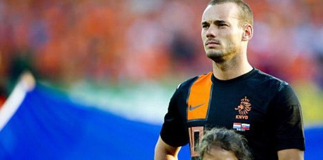 """Sneijder: """"Konya'yı çok seviyorum"""""""