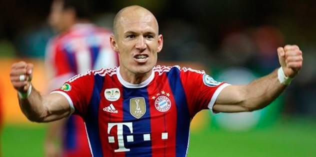 Robben'in Fener planı