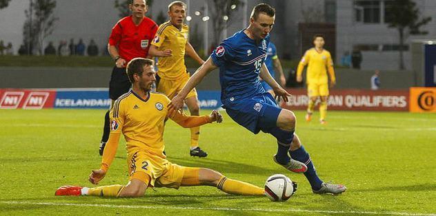 İzlanda ve Çekler final biletini aldı