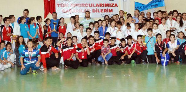 Çorum'da 2. Judo Şampiyonası