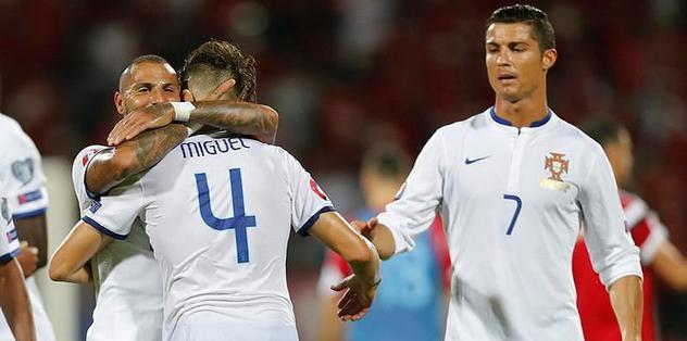 Portekiz 90+3'te güldü