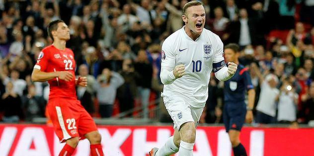İngilizler EURO 2016'yı garantiledi