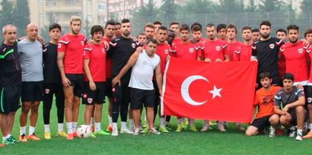 Adana'dan teröre tepki