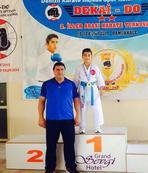 Karatenin altın çocuğu Hasan Celal Yıldırım