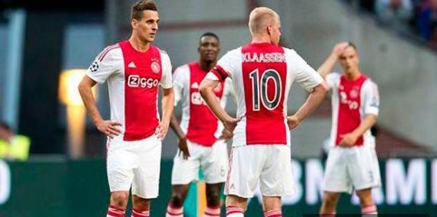 Ajax'ta 'Türk' korkusu!