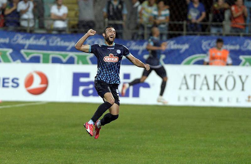 Ahmet gol... gol... gol...