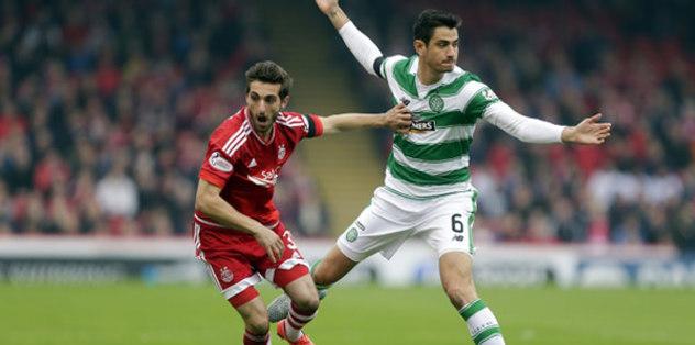 Celtic liderliği kaptırdı