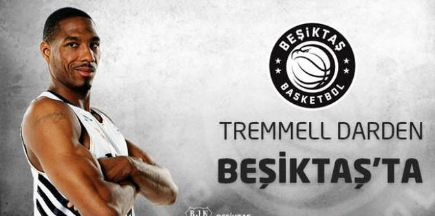 Tremmell Darden resmen Beşiktaş'ta