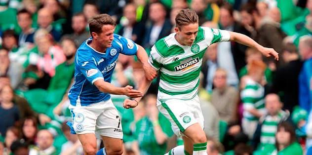 Celtic'e ilk darbe