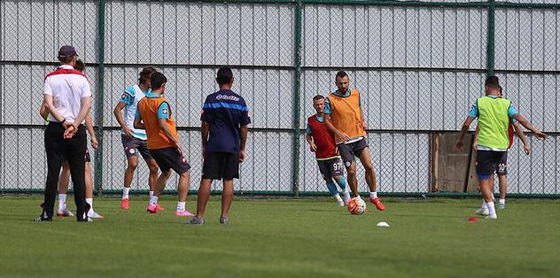 Ç. Rize'de Antalyaspor hazırlıkları