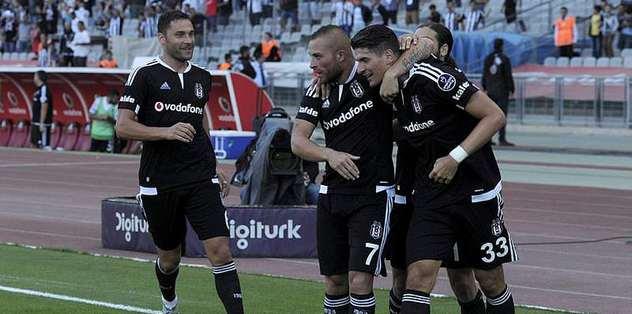 Eagles took on Başakşehir 2-0
