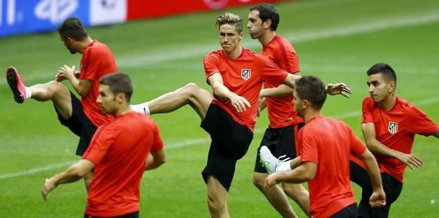 İspanyol ekip maça hazır