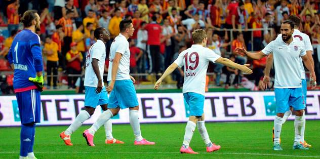 Trabzon iz sürüyor