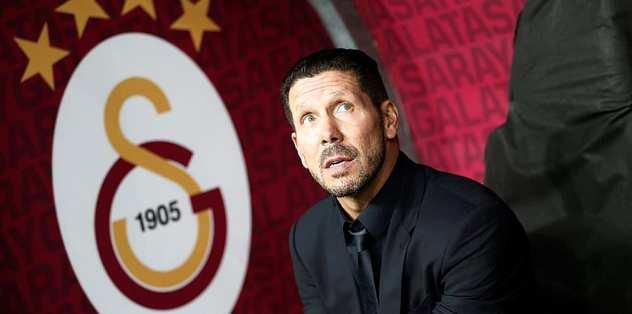 """Simeone: """"30 dakika yetti"""""""