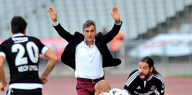 Beşiktaş'tan şok baskın