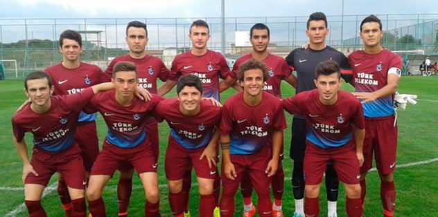 U21 maçında eşitlik