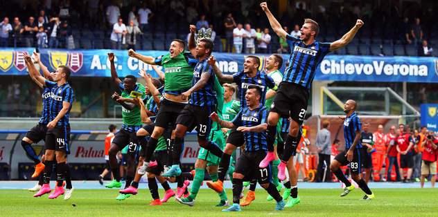 Inter 4'te 4 yaptı