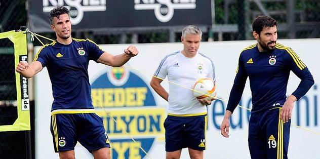 Fenerbahçe start veriyor