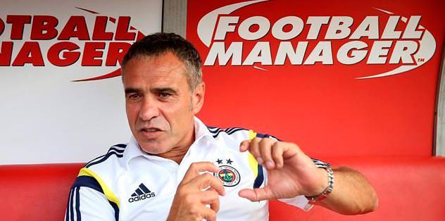 Vitor Pereira, Ersun Yanal'ı solladı