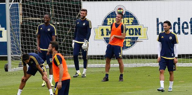 Az gol atana şınav cezası