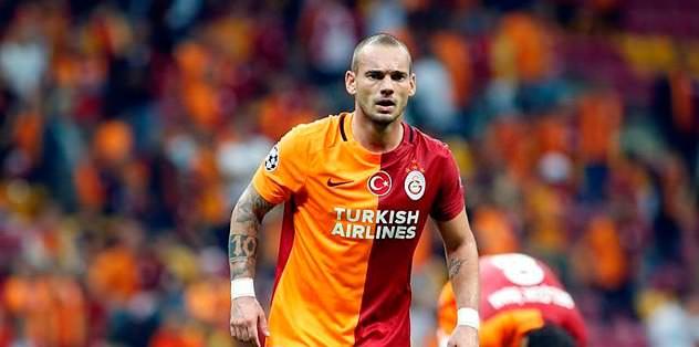 Sneijder'le anlaşma tamam
