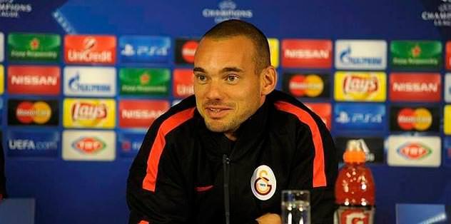 Sneijder'e milli çağrı