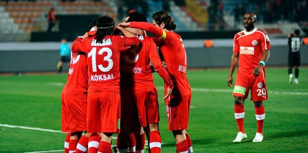 Süper Lig'de 13 maç...