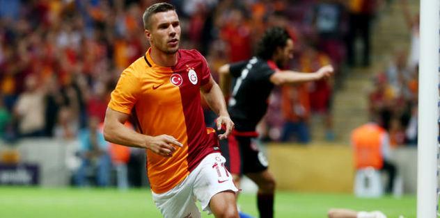 Cimbom'un en golcüsü Poldi