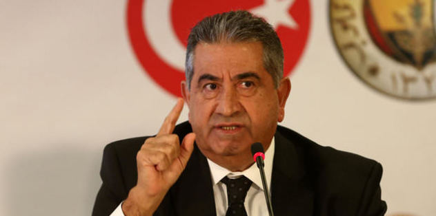 """""""Demirören'i Beşiktaş başkanı sanıyor"""""""