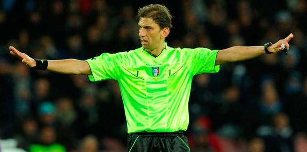 Lizbon maçına İtalyan hakem