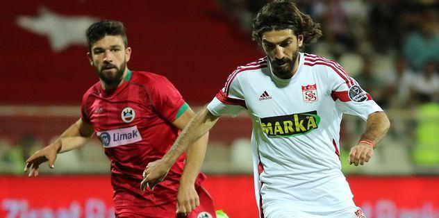 """Sivasspor'dan """"bileklik"""" açıklaması"""