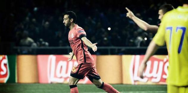 Bilal Kısa'dan tarihi gol