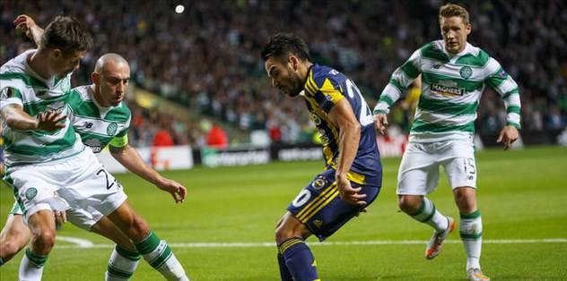 Fenerbahce draw against Celtic in away match