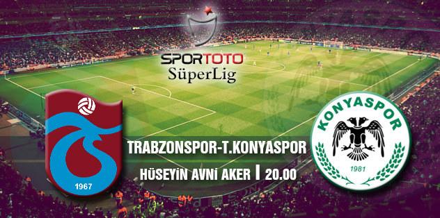 Trabzonspor-T.Konyaspor