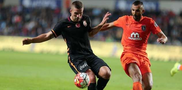 Aslan'ın en golcüsü Poldi