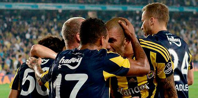 Fenerbahçe - Akhisar Belediyespor