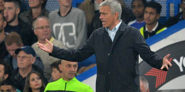 Mourinho patladı!