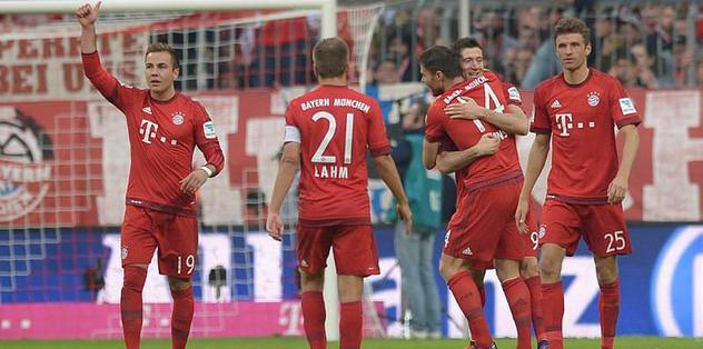 Dortmund'a gol yağdırdılar