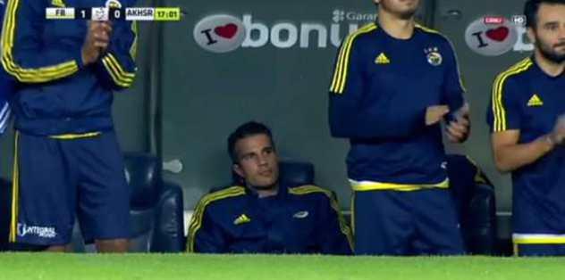 Fernandao gol, Van Persie trip attı